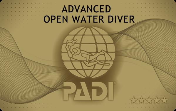 アドバンスド・オープン・ウォーター・ ダイバー・コース